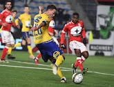 Damien Dussaut espère pouvoir jouer face à Anderlecht