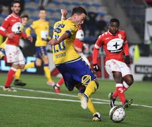 """Dussaut avant le déplacement à Anderlecht : """"On joue au football pour ce genre de rencontres"""""""