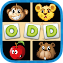 Find Odd One Out Game For Kids icon
