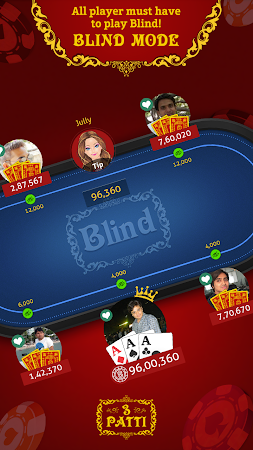 Teen Patti Indian Poker 6.4 screenshot 556222
