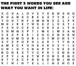 Photo: Cool Word Search