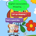 English conversation in shop
