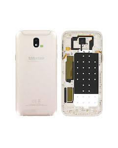 Galaxy J5 2017 Back Cover Gold