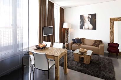 Otto Braun Strasse Serviced Apartment, Mitte