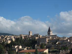 Photo: Spello in Umbria