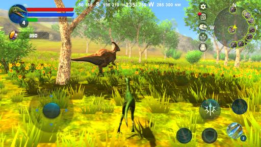 Compsognathus Simulator 1.0.4 screenshots 2