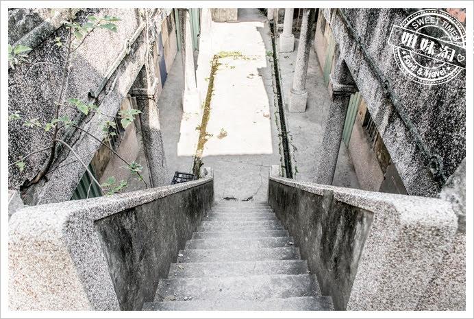 安樂樓樓梯