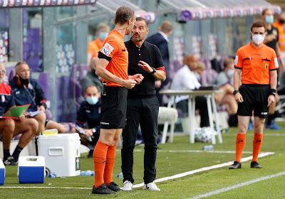 """L'Excel Mouscron et l'arbitrage pas copains: """"Cinq penaltys en trois matchs..."""""""