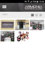 Armonia Cosmetici - náhled