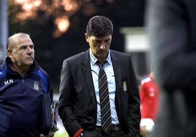 Mario Notaro reçoit un nouveau poste au Sporting de Charleroi