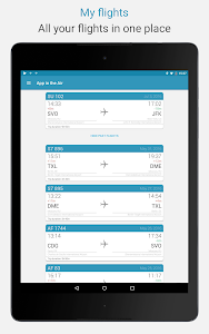 App in the Air: Flight Tracker screenshot 8