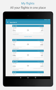 App in the Air: Flight Tracker- screenshot thumbnail