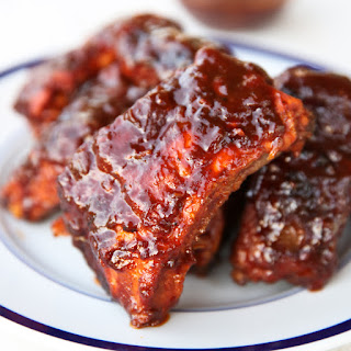 Pressure Cooker BBQ Ribs.