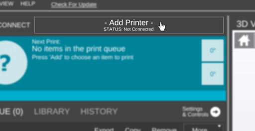 Flashforge Adventurer 3 Cura Settings