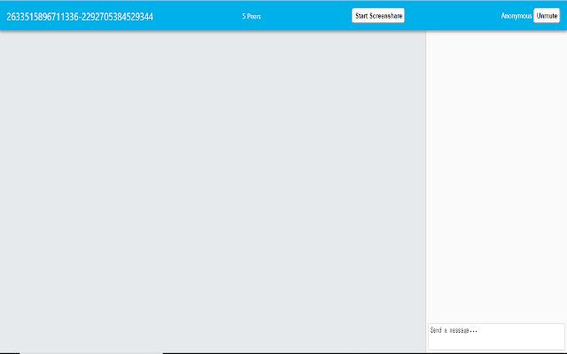 InCha Screenshare Extension