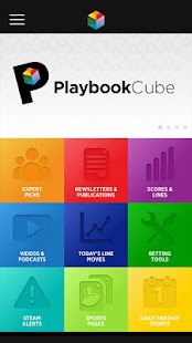 Playbook Cube- screenshot thumbnail