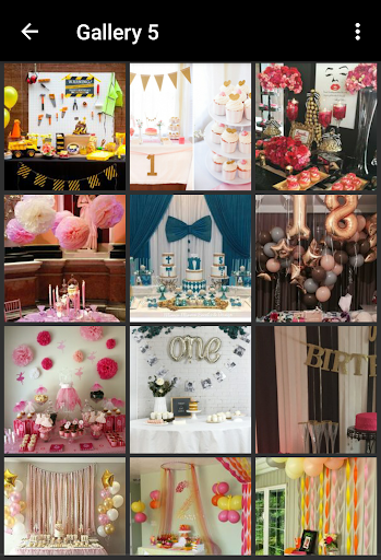 Birthday Decoration screenshot 1