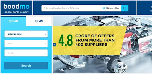 boodmo - Spare Parts for CARS in India – Apps on Google Play