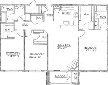 Go to The Dogwood Floorplan page.