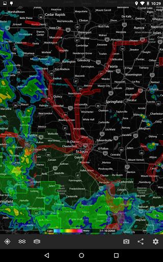 MyRadar Weather Radar screenshot 16