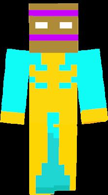 Terraria Nova Skin