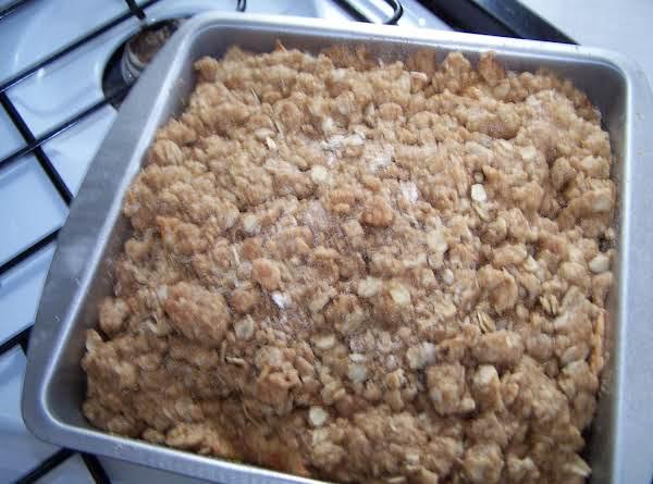 Meema's Apple Crisp Recipe