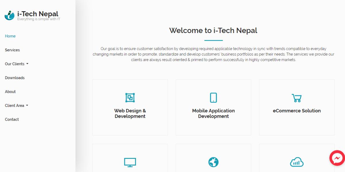 I-Tech Nepal