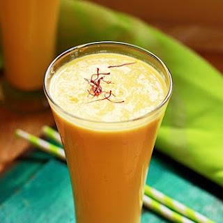 Mango Lassi Recipe, How To Maka Mango Lassi.