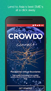 Crowdo Connect- screenshot thumbnail