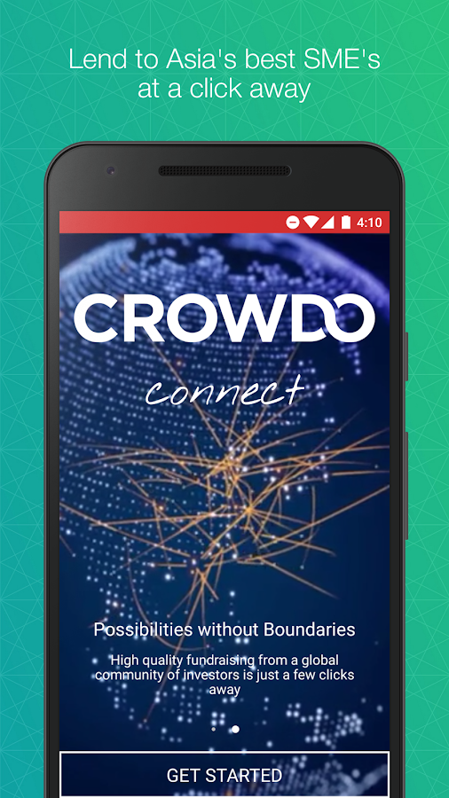 Crowdo Connect- screenshot