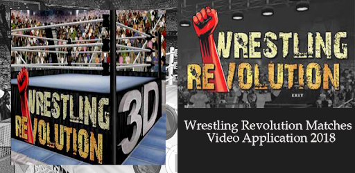 Wrestling Revolution 3D : Wwwe Revolution 3D Video app (apk