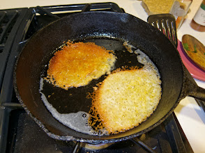 Photo: Fried Cheese