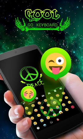 Cool GO Keyboard Theme & Emoji 4.15 screenshot 2055777