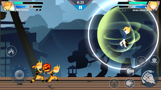 Stick Shadow Fighter – Supreme Dragon Warriors Apk Download For Android and Iphone 3