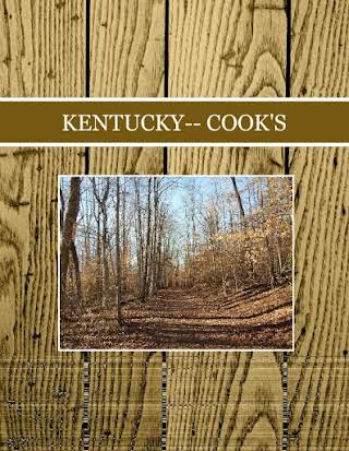 KENTUCKY-- COOK'S