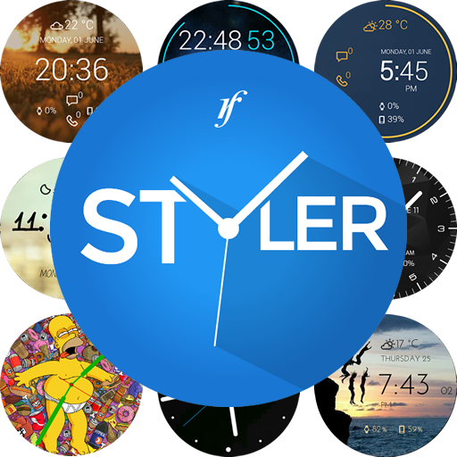 Styler Watch Face Creator