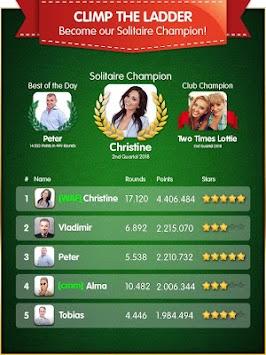 Solitaire (free, no Ads) apk screenshot