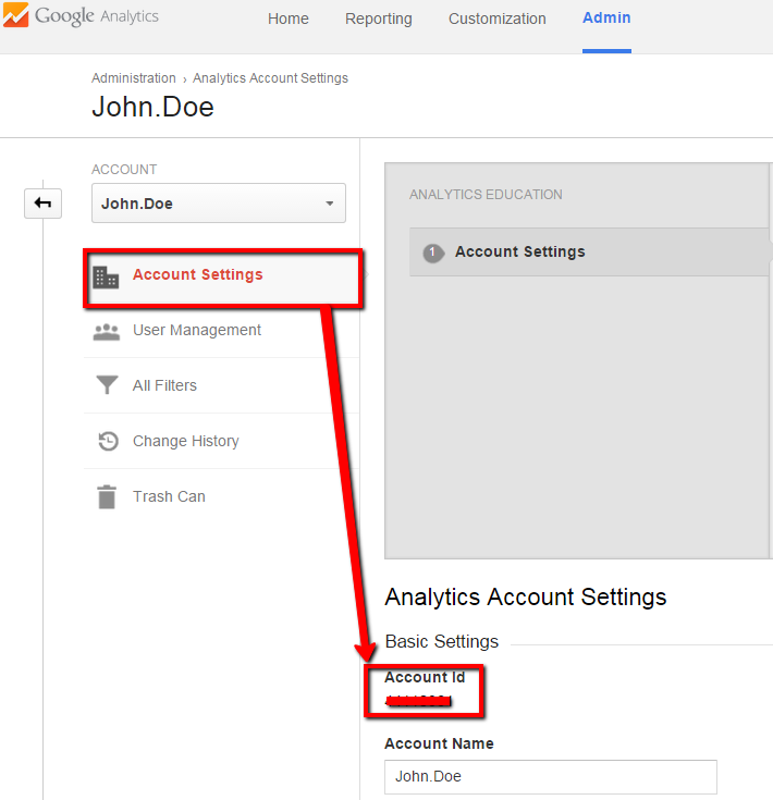 123FormBuilder Google Analytics