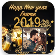 2019 New Year Photo Frames - Frames Planet