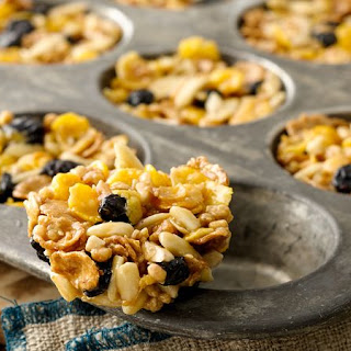 Honey Oat Clusters Cereal Cookies Recipe