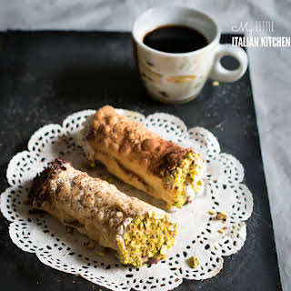 Simple Baked Cannoli Recipe Filled With Ricotta – Videorecipe.