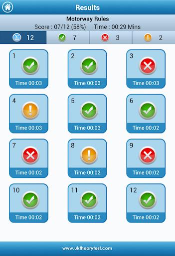 UK Driving Theory Test Lite screenshot 22