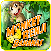 Monkey Benji Bananas