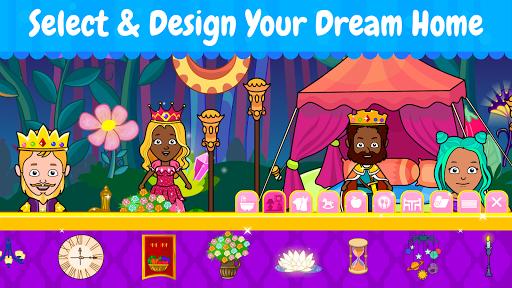Tizi Town: My Princess Dollhouse Home Design Games 1.1 screenshots 2