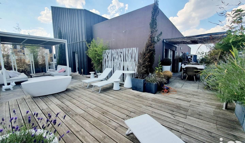 Appartement avec terrasse Vitry-sur-Seine