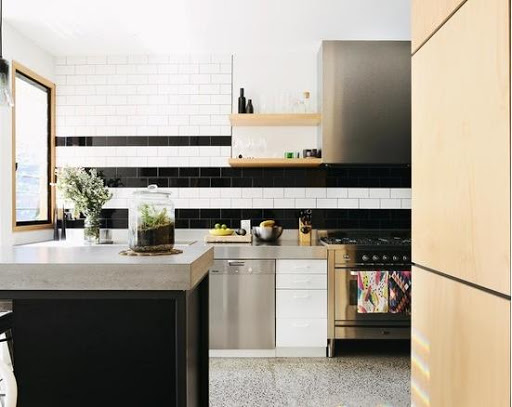 厨房瓷砖的想法