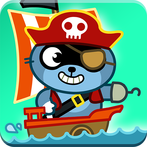 Pango Pirate - Adventure Game for kids