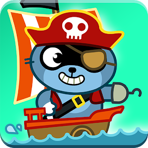 Pango Pirate - Бродилки