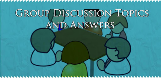 Group Discussion Topics & Tips - Apps on Google Play