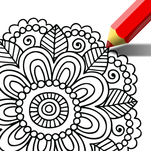 Mandala Coloring Pages Mandala Art Easy Google Play De Uygulamalar